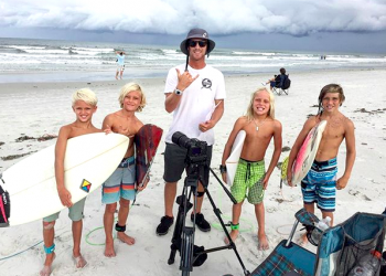 Surf Coaching North Florida