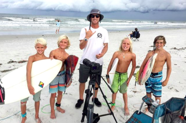 Surf Coaching North Florida